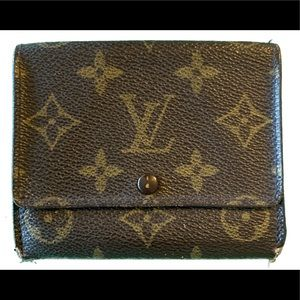 Louis Vuitton Bags - Vintage Louis Vuitton Monogram Wallet